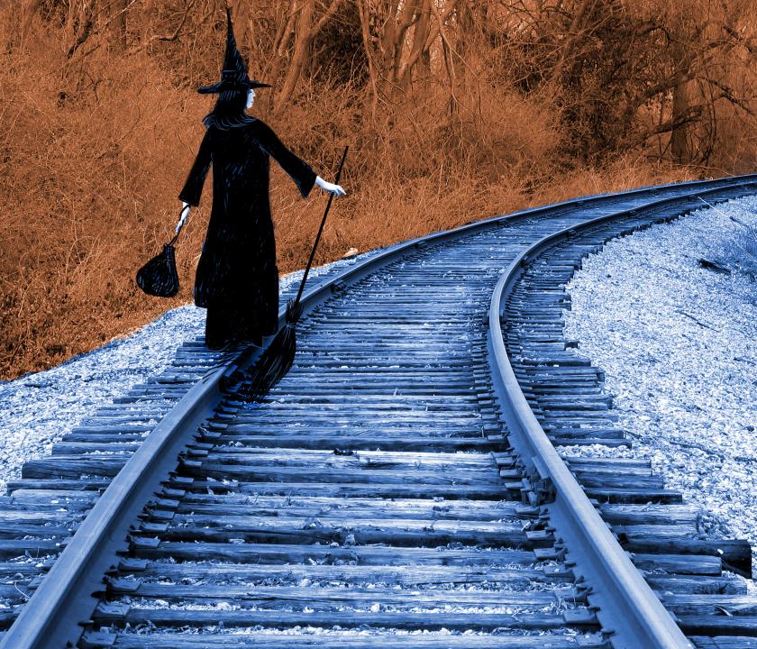 Arrivée-train