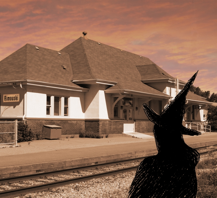 Gare patrimoniale de Rimouski